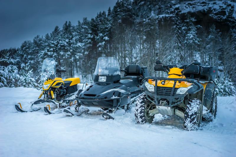 ATV trades with RumbleOn