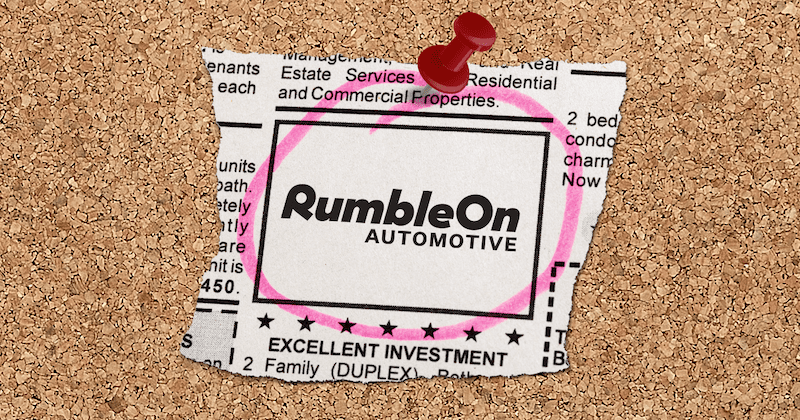 RumbleOn Automotive Classifieds to list a car for sale