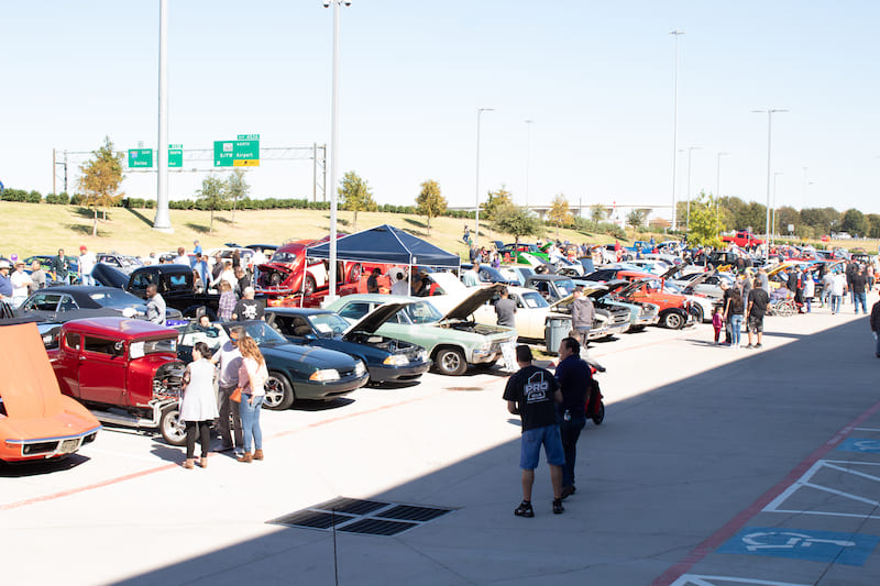RumbleOn sponsors 11th Annual Boy Scouts Troop 195 Car and Motorcycle Show