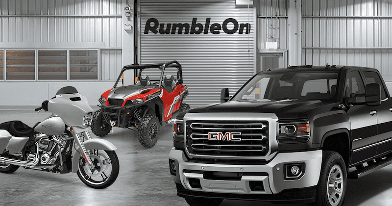 FAQ: What Is Included with a Rumble Ready Vehicle?