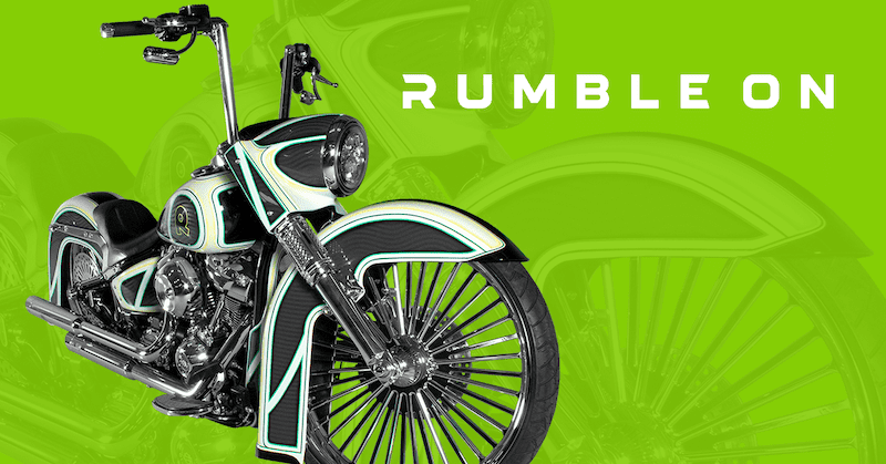 Rumble On Sweepstakes winner