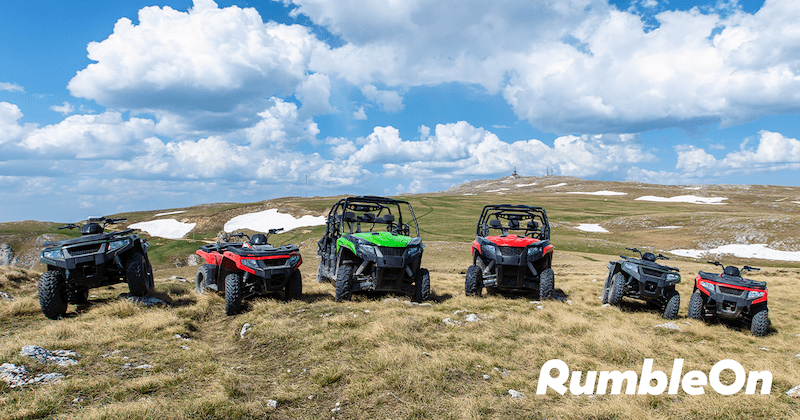 FAQ: How Do I Trade an ATV Online with RumbleOn?
